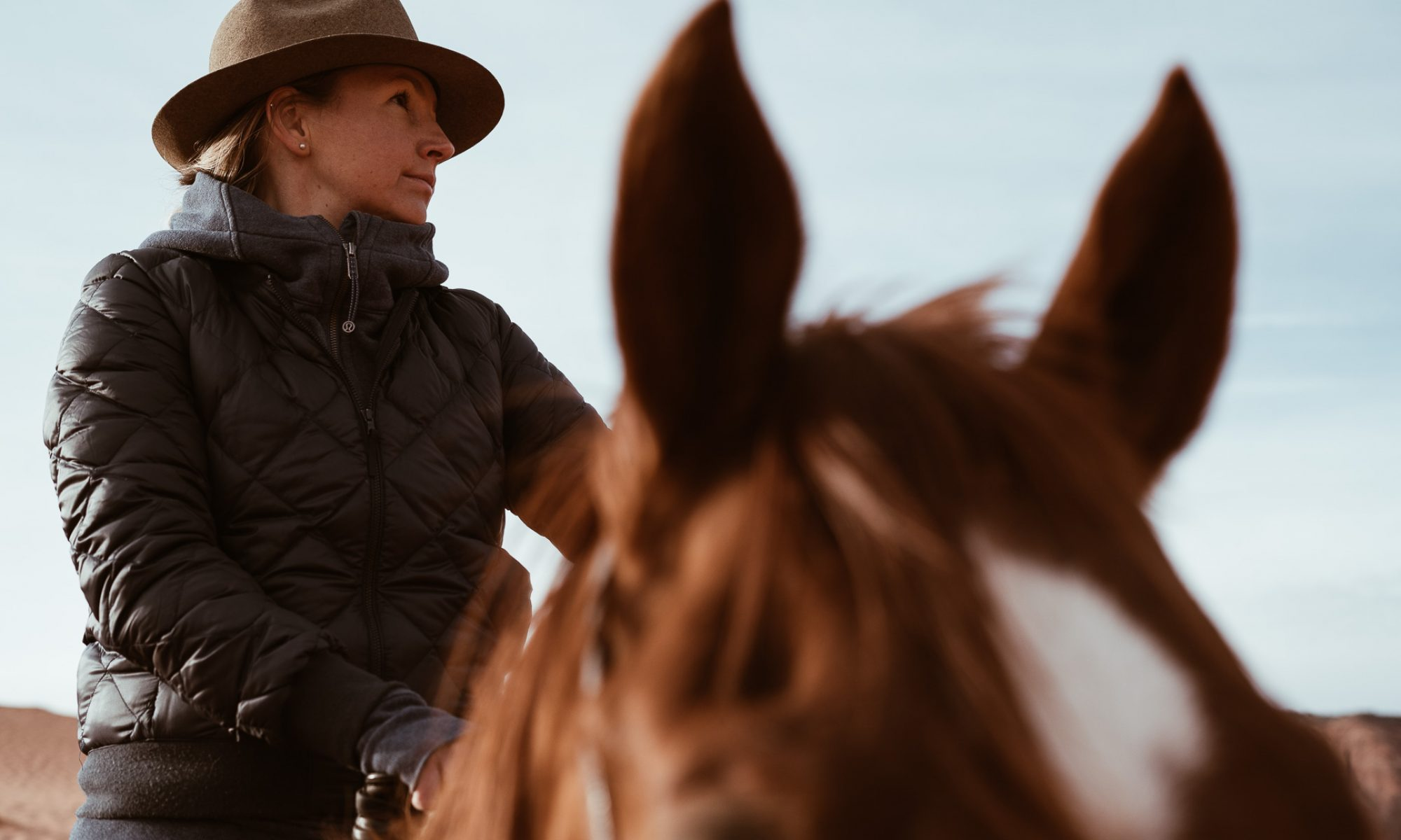 Herz und Pferd